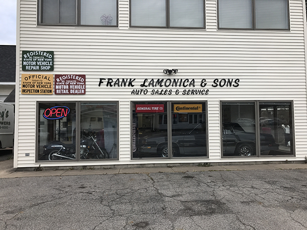 Frank LaMonica and Son's 8218 Turin Road Rome NY 13440
